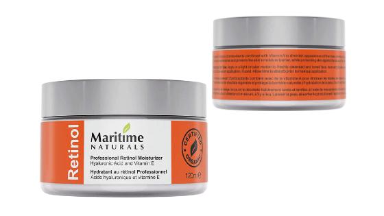 Crema idratante Maritime Naturals