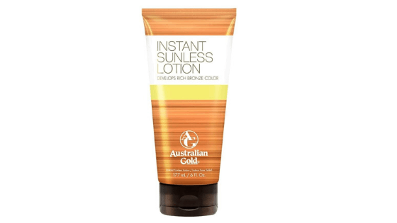Instant Sunless Lotion Australian Gold