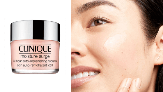 moisture surge clinique