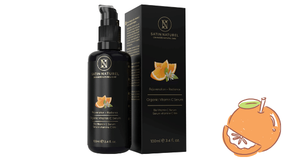 Siero viso Vitamina C Satin Naturel