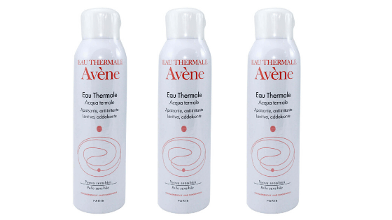 acqua termale spray avene